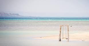 Orange-Bay a beautiful island in the Red Sea