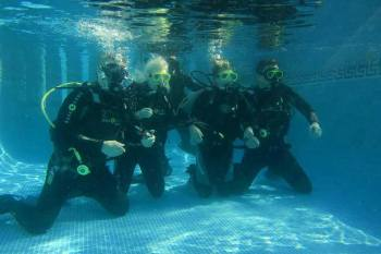 learn how to become certified diver in the red sea off sharm el sheikh