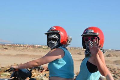 amazing trip into the desert