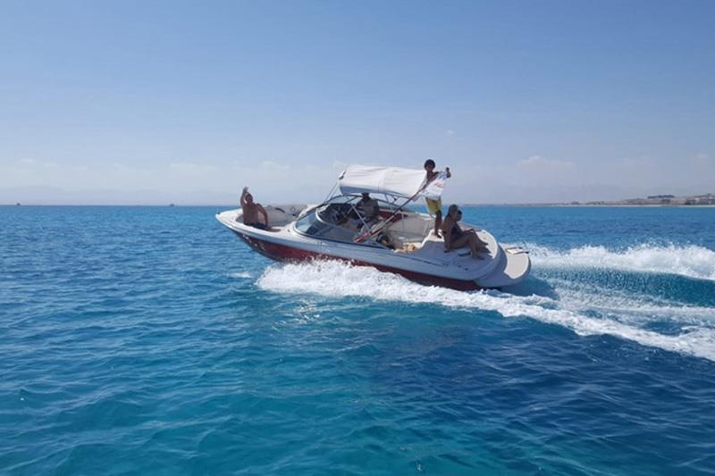 private speedboat fro hurghada