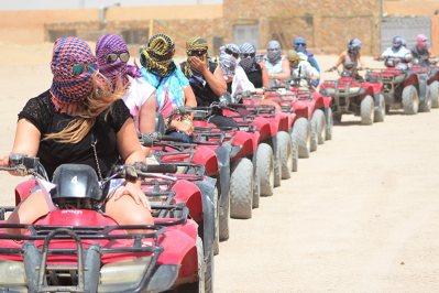 Hurghada tours,quad bike from hurghada safari in hurghada